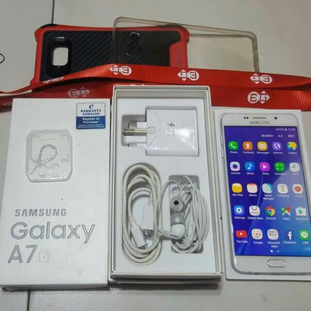 Samsung Galaxy A7 Second Hand Original Mobile Phones Tablets Android On Carousell