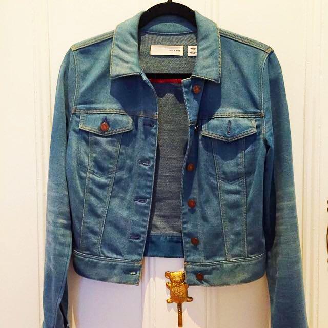 Sass & Bide Denim jacket size 6