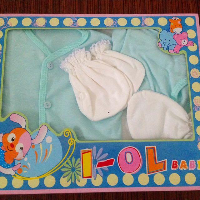 Sati Set Baju Bayi