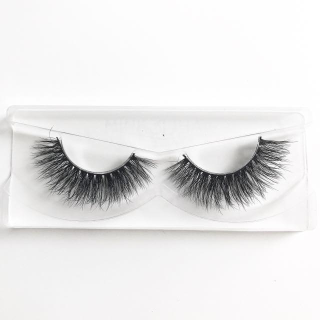 SENNA 3D Luxury Mink Lashes