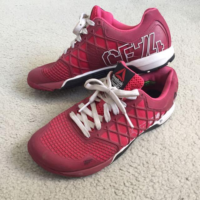 Sepatu Olah Raga Wanita Reebok CrossFit Nano U.S 6.5