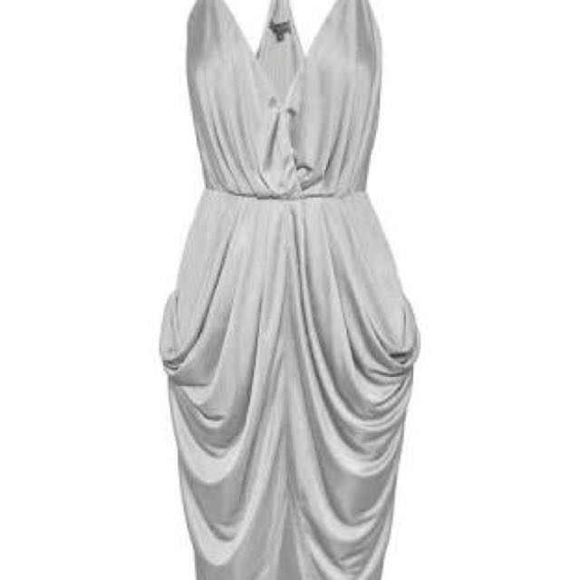 Sheike Dress - Silver