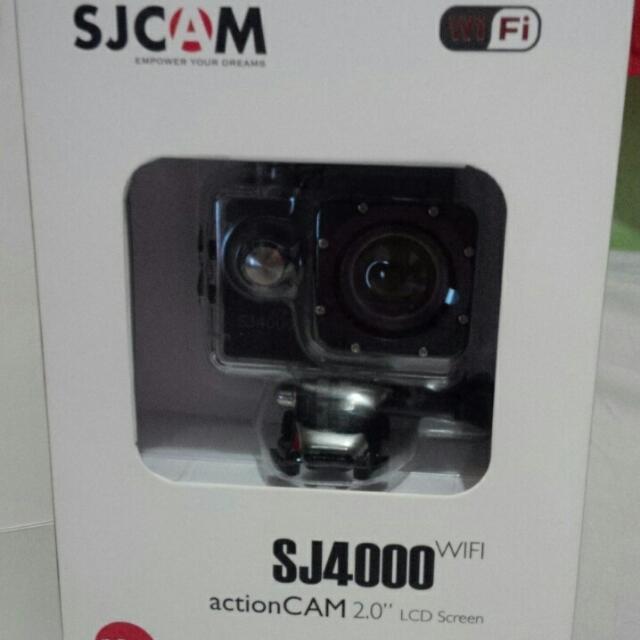 SJ400 Action Cam