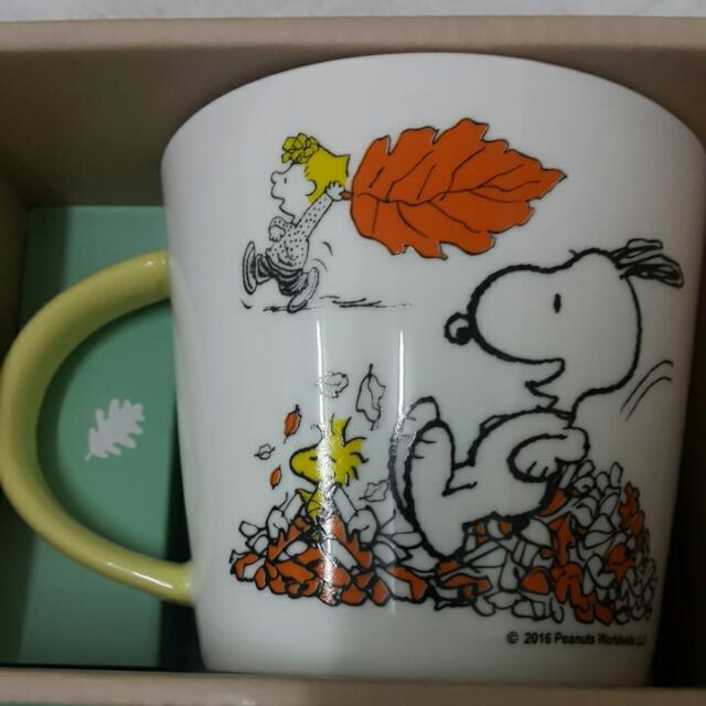 【史努比控】史努比Snoopy 大湯杯