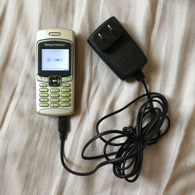SonyEricsson智障型 軍用手機