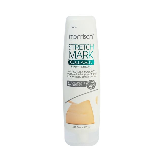 Stretch mark Body Cream