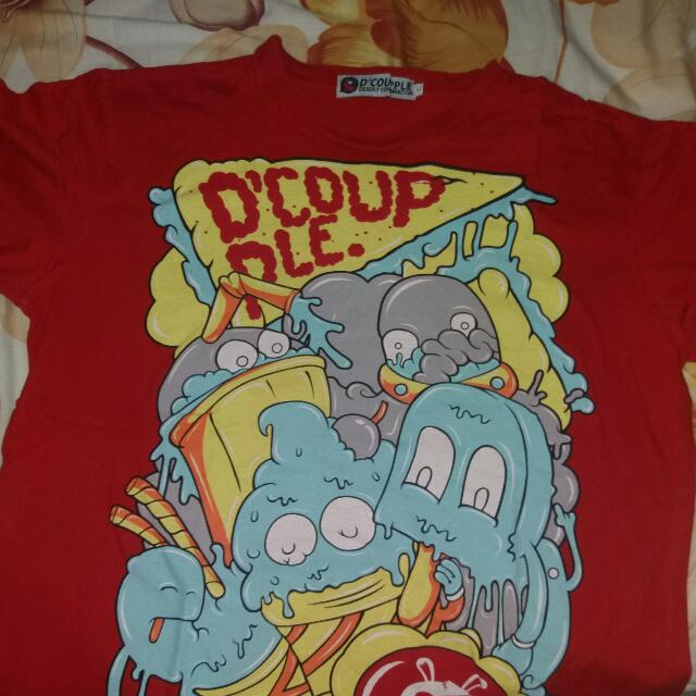 T Shirt DC Original