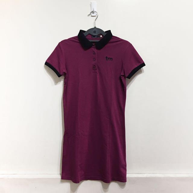 Team Manila Polo Shirt Dress