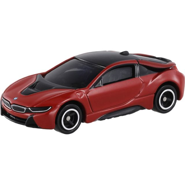 Tomica No 17 Bmw I8 Red First Colour Toys Games Others On