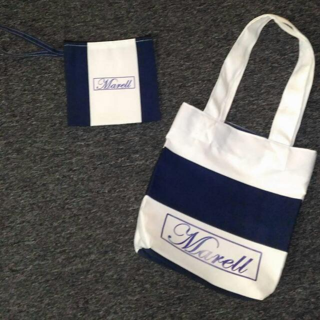 Tote Bag And Pouch