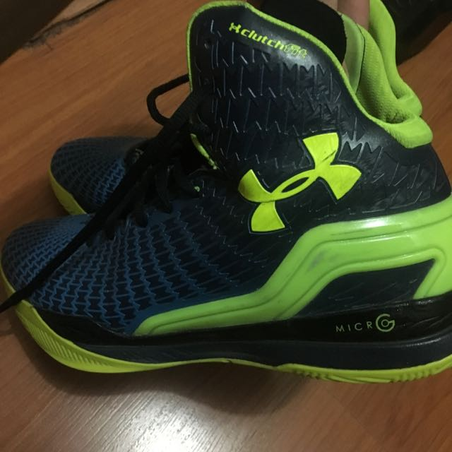 Under Armour Clutchfit Drive (before Curry Model)