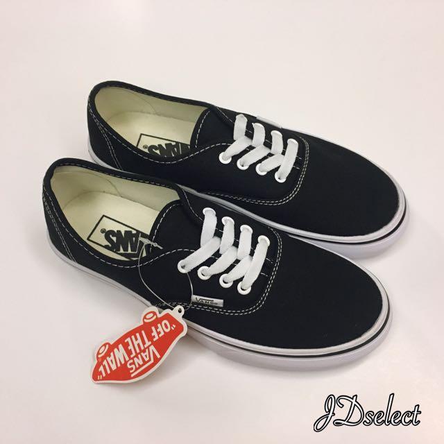 🎉新年優惠價🎉正品實拍Vans Era 黑白經典款 帆布鞋 情侶鞋 現貨 預購