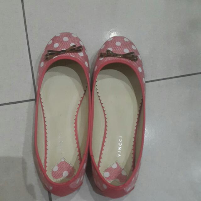 VINCCI FLAT SHOES (ORIGINAL)