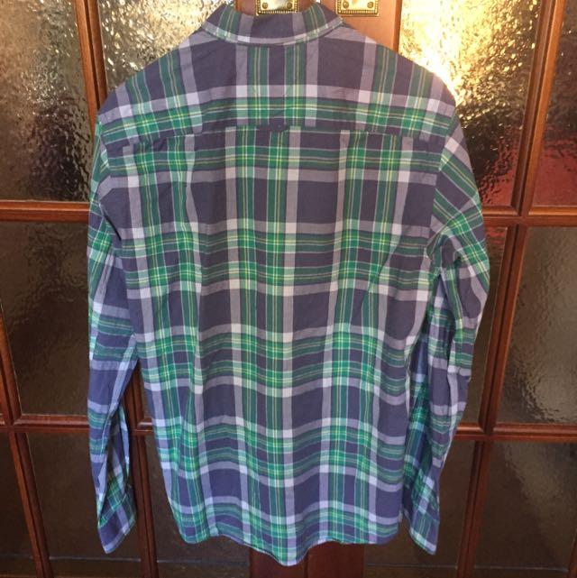 Vintage Tommy Hilfiger Shirt - Small