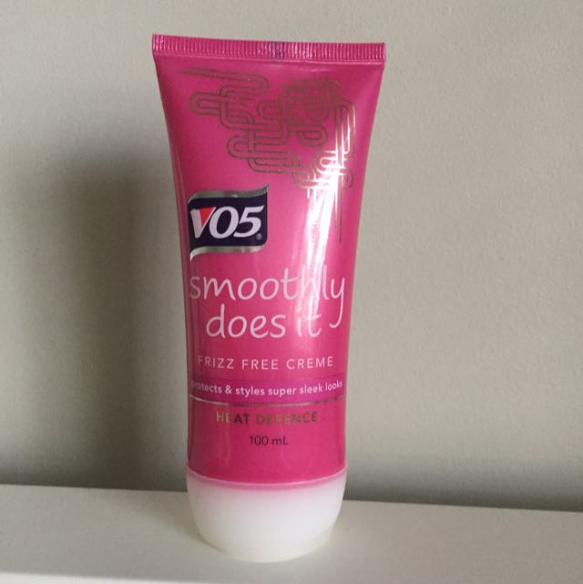 VO5 Hair Frizz Free Creme
