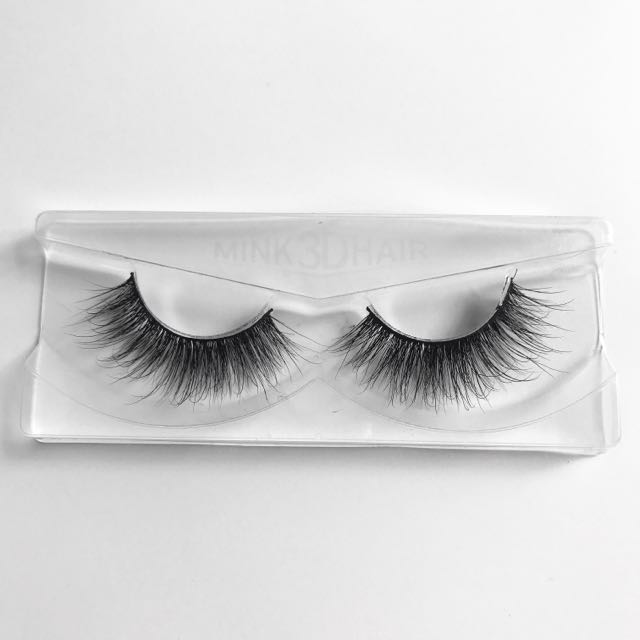 WILLOW 3D Luxury Mink Lashes