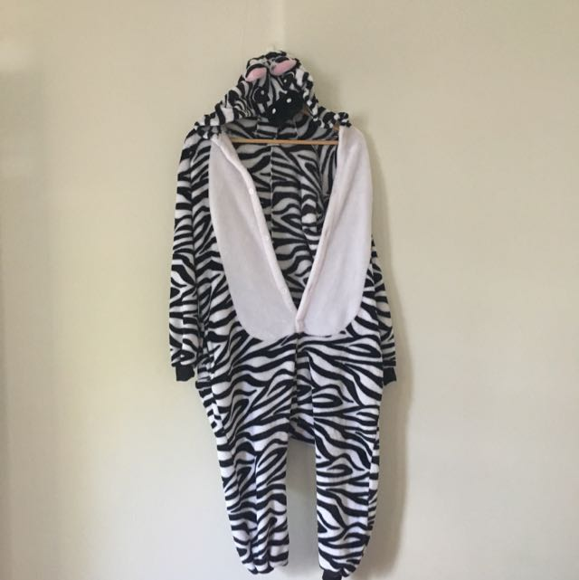 Zebra Onsie