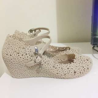 Floral Jelly Wedges
