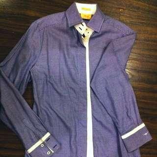 RM Williams Women Officewear Shirt