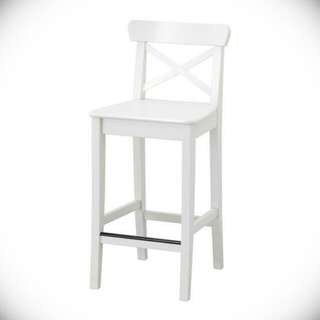 IKEA INGOLF BAR STOOL