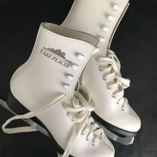 LAKE PLACID women's figure skates