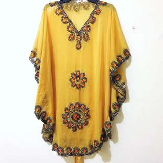 GINGER BEADS KAFTAN