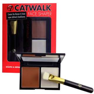 W7 Contour Catwalk Face Shaper