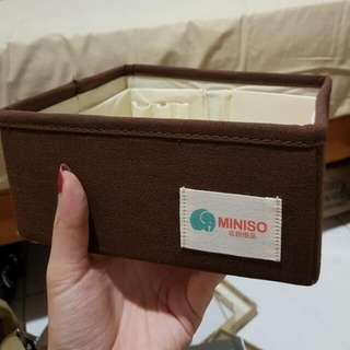 Organizer Box Lipat Miniso