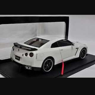 Autoart GTR 35 Spec V