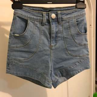 Short Jeans Ally
