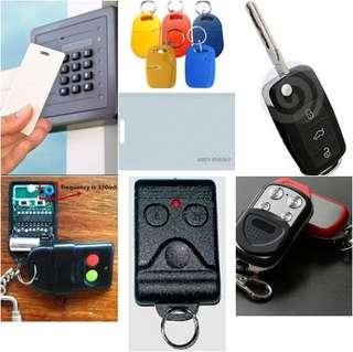 CheapAnyLocation$7Access Card/Auto gate remote $25/Car KEY REMOTE $35 HP 93763389