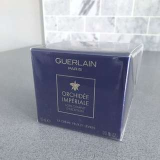 Guerlain Orchide Imperial The eye and lip cream
