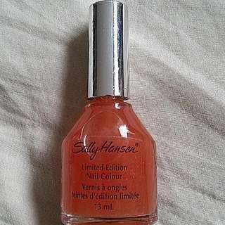Sally Hansen Limited Edition Nail Polish