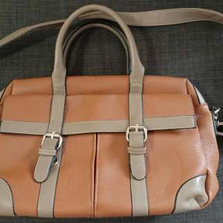 Tan Ladies Handbag