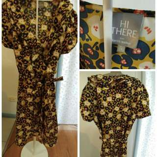 Hi There By Karen Walker Ladies Size 14 Dress