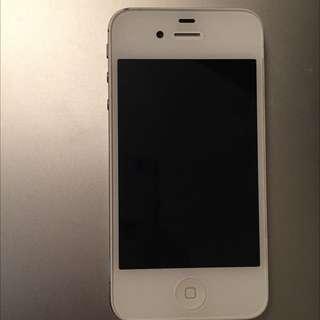 White 16gb iPhone 4s