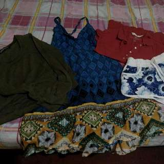 Branded Clothes in Bundle 2