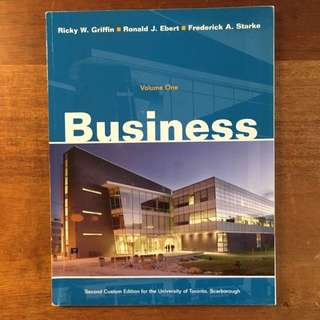 Business: Volume One