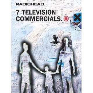 Radiohead 7 Television Commercials