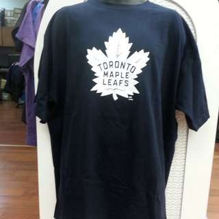 Licensed Toronto Maple Leafs T Shirts