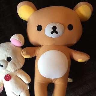 Giant Rilakkuma Toy