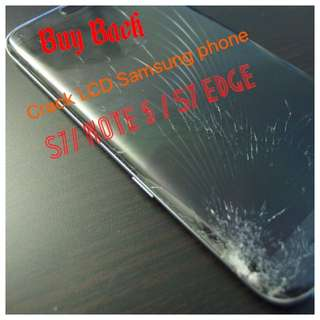 Buy Back Your Crack S7/s7edge/note 5