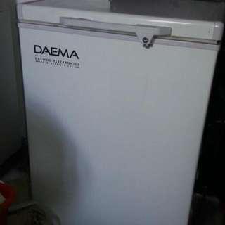 Freezer Jenama Daema By Daewoo