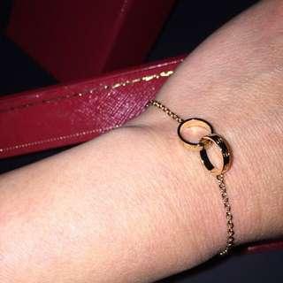 Cartier Love Bracelet Authentic