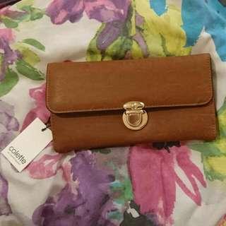 Colette Tan Wallet