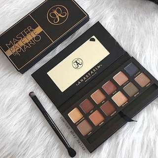 Master Palatte By Mario Eyeshadow