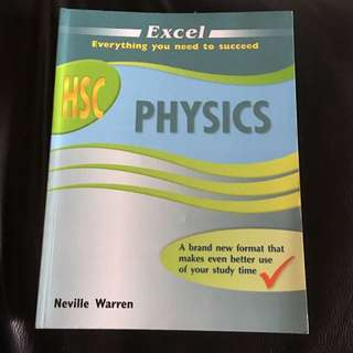 HSC Excel Physics Textbook