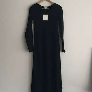 WITCHERY | BRAND NEW | Black Dress | Size 8-10