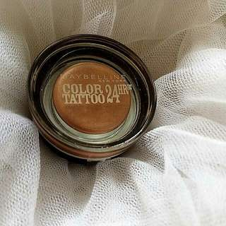 REPRICED Maybelline Color Tattoo Gel-Cream Eyeshadow