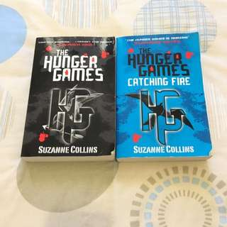 The Hunger Games Books
